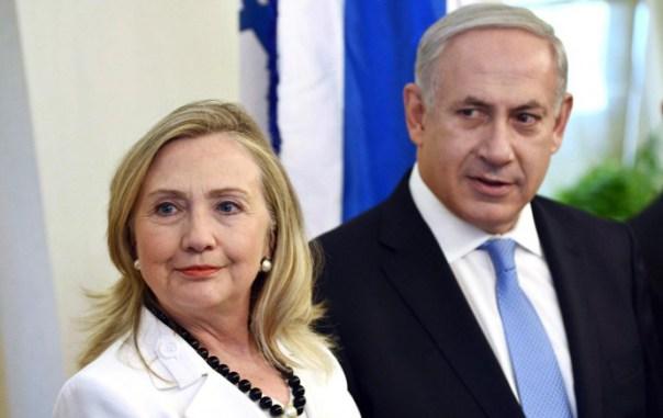 Wikileaks: Correos de Clinton hablan de derrocar a Al Assad para fortalecer a Israel