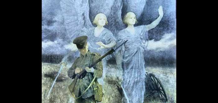 ¿Verdad o imaginación? Tres curiosas y documentadas historias de Ángeles reales