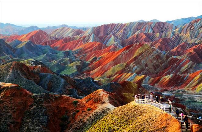 21 lugares tan surrealista que es difícil de creer que realmente existen.