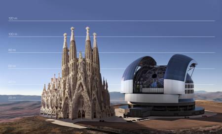 Empiezan a construir en Chile el Telescopio Gigante de Magallanes, el más grande del mundo