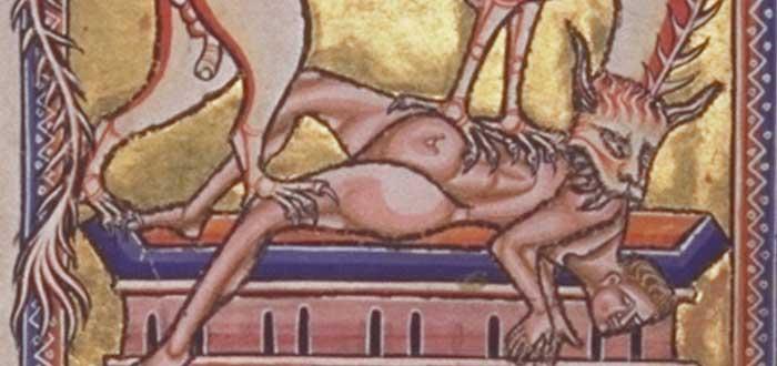 5 Casos mitológicos de Cambiaformas