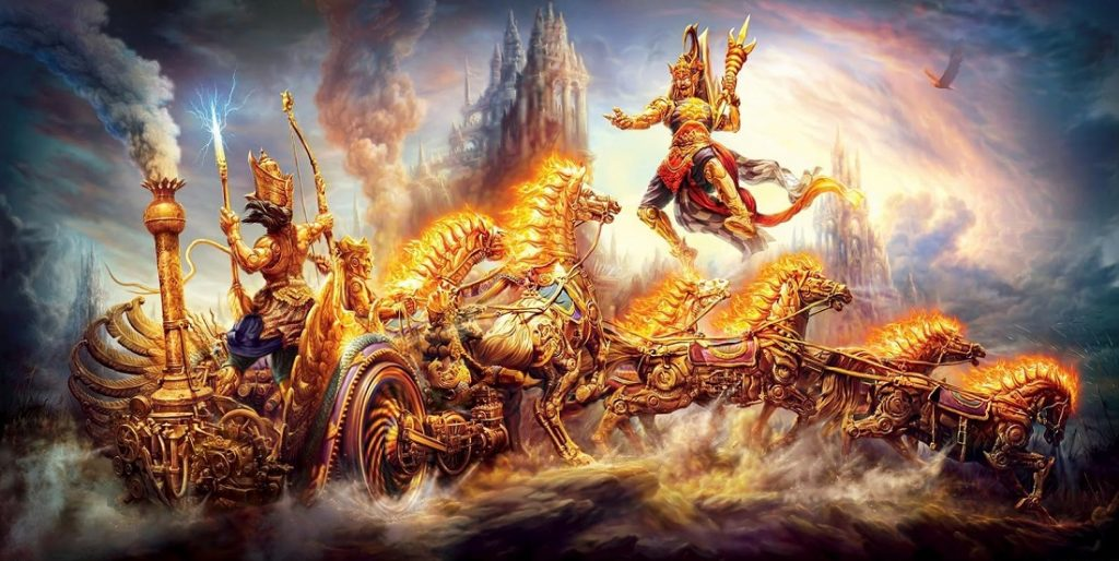 Aquí están 11 de las armas antiguas más poderosas mencionadas en el Mahabharata