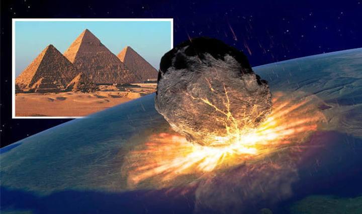 Asteroide mayor que la Gran Pirámide se acercará a la Tierra la próxima semana