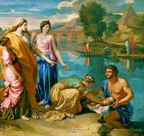 Moisés y La Leyenda de Sargón de Akkad: ¿Mito, Realidad o Plagio?