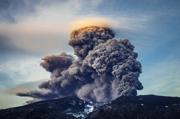 Puede ser está la catástrofe que dio origen al mito de la Atlántida