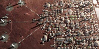 Usuario de Google Mars puede que haya encontrado un ciudad en Marte