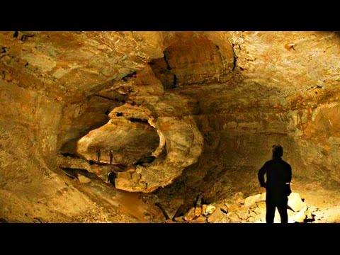 ¿Ciudad subterránea secreta en las cuevas de Ellora?