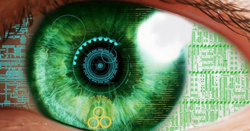 Desarrollan un prototipo de ojo biónico que transforma la luz en electricidad