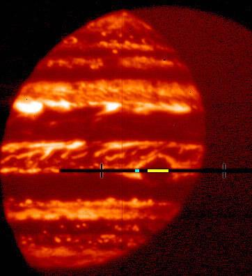 Detectan agua en las nubes de Júpiter