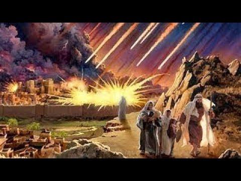 Documental - La Otra Historia - Sodoma y Gomorra Arrasadas por un Asteroide