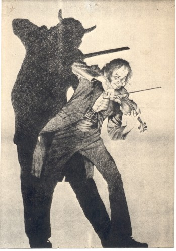El diabólico mito de Paganini: Las increíbles teorías para el virtuosismo del violinista