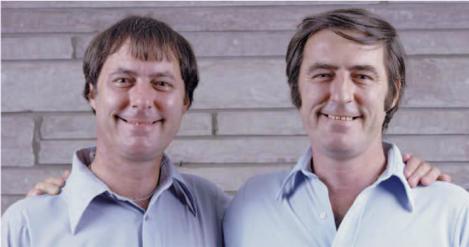 El increíble caso de los gemelos Jim