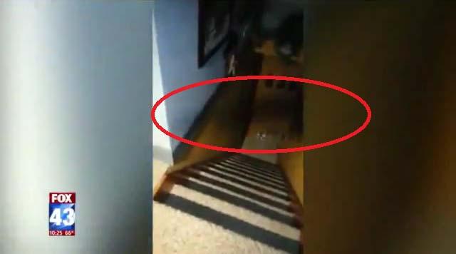 Entidades demoníacas atacan a periodistas durante un reportaje en una casa de Pensilvania