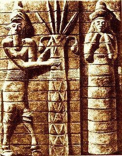 """Estuvieron los antiguos """"Dioses"""" sumerios en el continente americano?"""