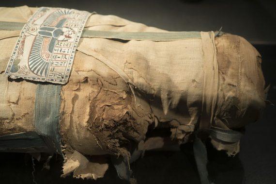 Fórmula Egipcia Antigua Para La Momificación Encontrada