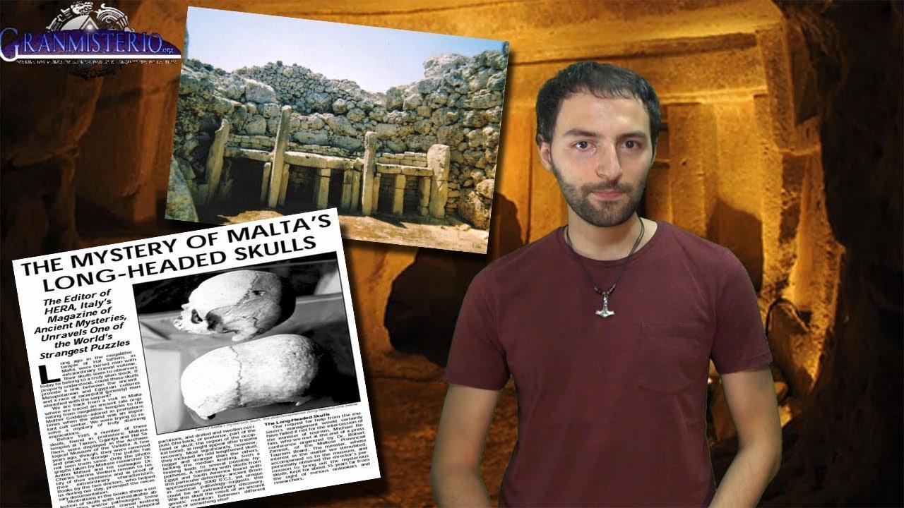 HIPOGEO El templo Subterráneo más misterioso del mundo