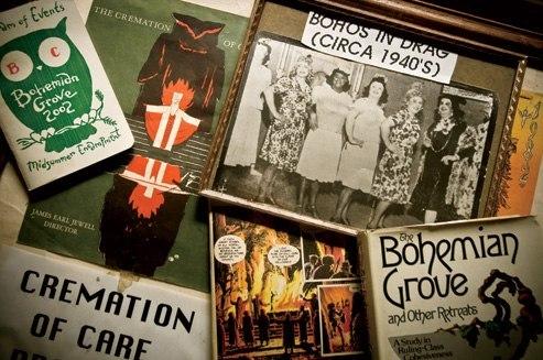 La conspiración internacional – Bohemian Club