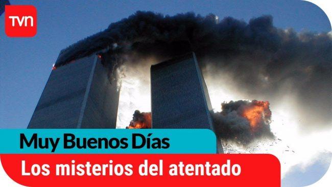 Los misterios tras la caída de las Torres Gemelas | Muy buenos días