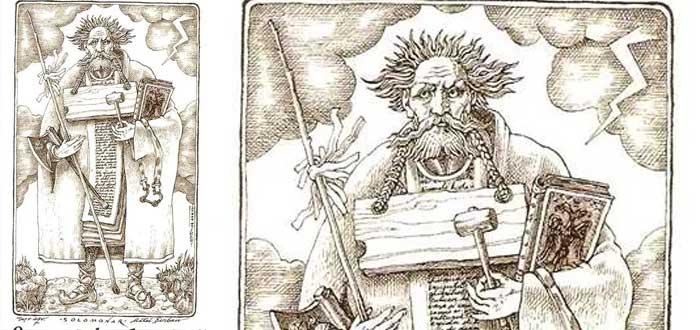 Los Solomonari; Magos mitológicos que dominaron a los dragones