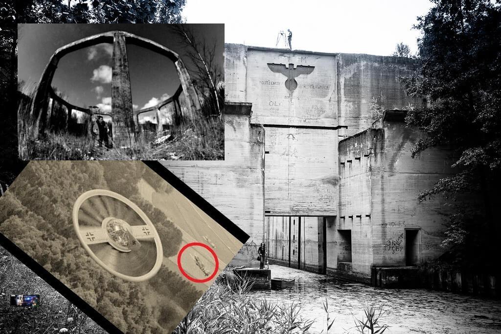 MÁS ALLÁ DEL TIEMPO Y EL ESPACIO. EXPERIMENTOS SECRETOS NAZIS.