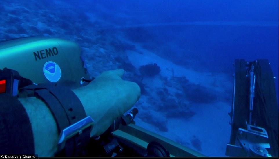 Nave espacial extraterrestre : el cazador de tesoros de Discovery Channel afirma que ha encontrado una evidencia