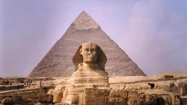 """Pirámide de Keops resulta ser un """"acumulador"""" de ondas de radio"""