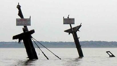 Richard Montgomery el barco del fin del mundo