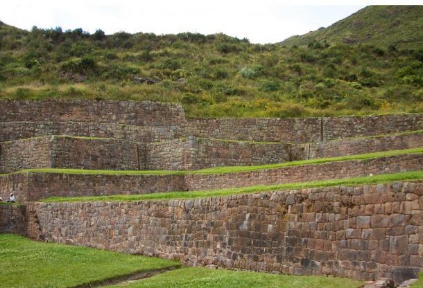 Tipón, la Maravilla en Hidra Ingeniería de los Inca