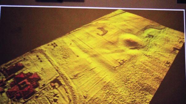 Una Megaciudad De 758 ha Existe Bajo Tierra En Tiwanaku