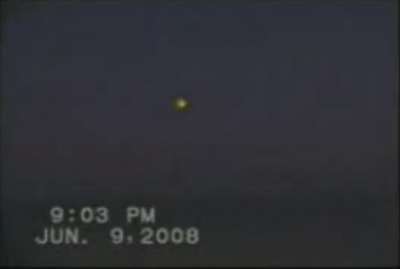 ¿Es el OVNI de Turquia del año 2008 el mejor Avistamiento de todos los tiempos?