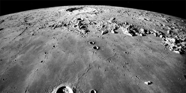 ¿Fue la Luna creada con un diseño inteligente? Estación espacial de la Tierra Lunar