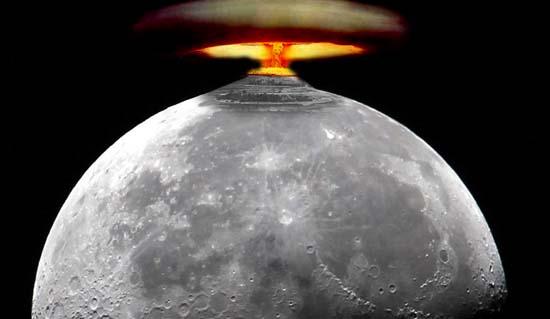 ¿Por qué planeó EE.UU usar armas nucleares en la Luna durante la Guerra Fría?