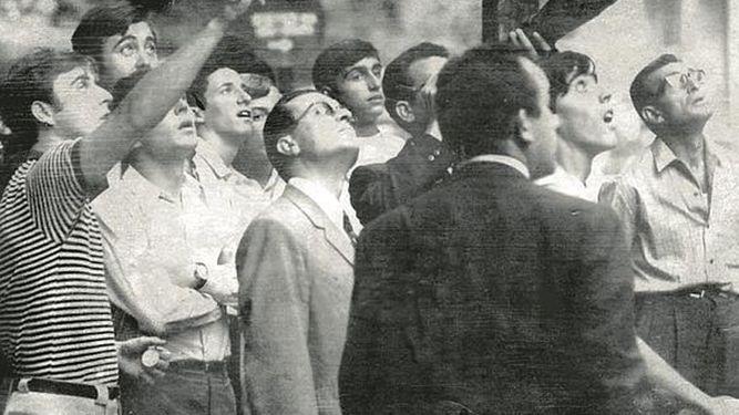 1968 hace 50 añosUn Ovni visto y perseguido por el cielo de Madrid