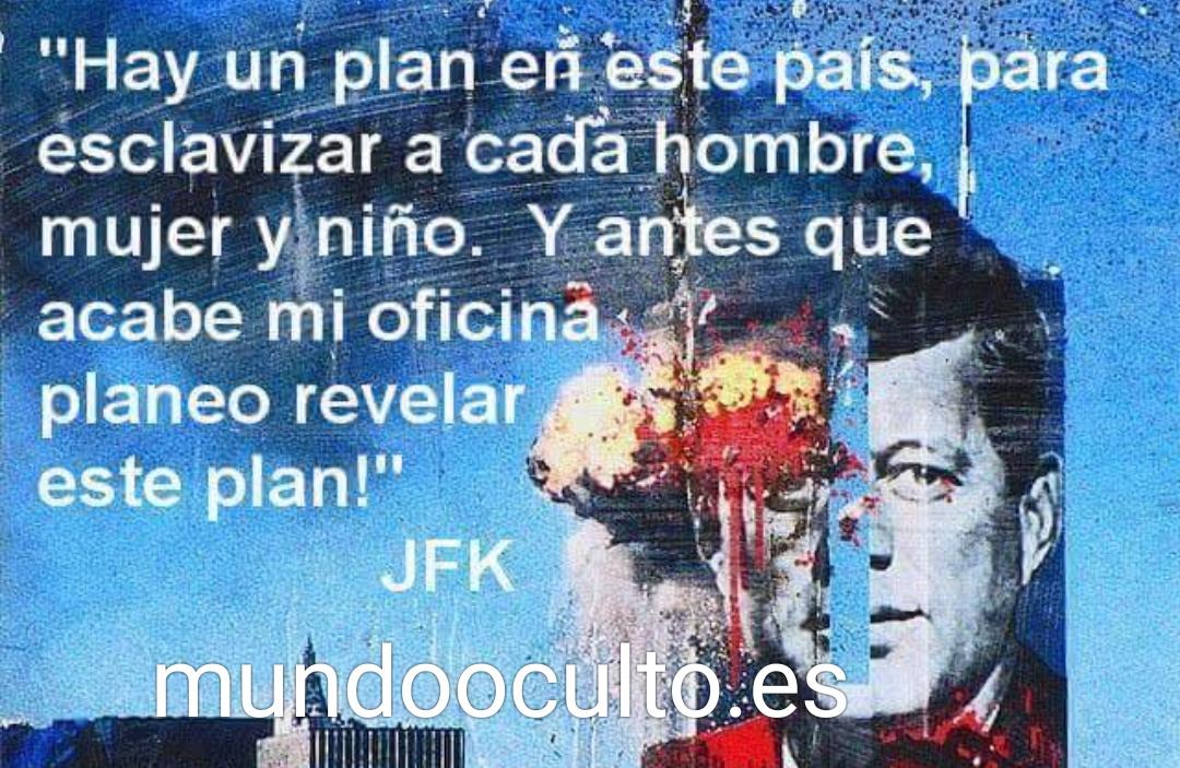 El plan que se iba a desvelar jfk