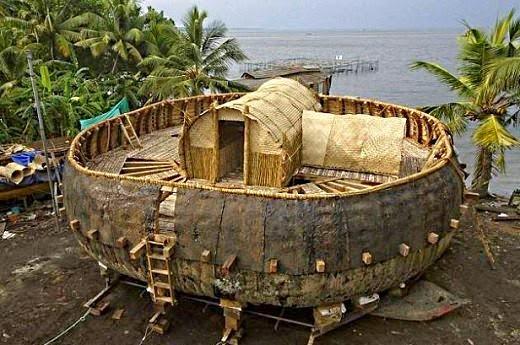 Arca de Noé construida en base a una tablilla de 4000 años de antigüedad
