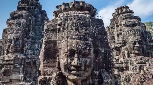 Angkor Wat y su lenguaje estelar