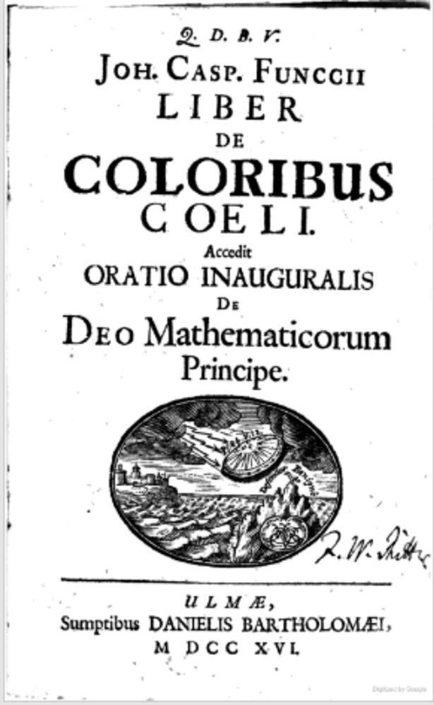 Libro del siglo XVIII podría contener prueba que los Extraterrestres visitaron la Tierra hace 300 años?