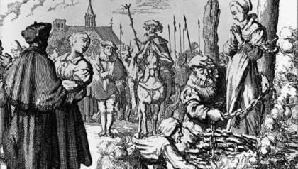 Entre Silfos Y Brujos: OVNIs sobre Francia en el Siglo IX