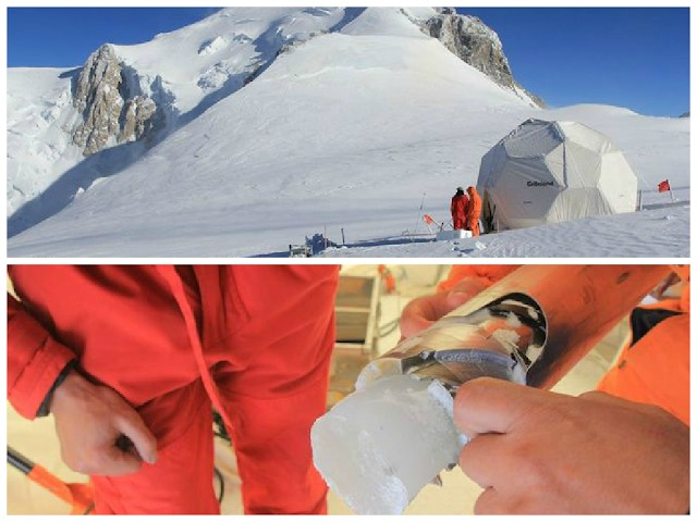 Científicos se Preparan Para lo Peor: Planean Conservar Hielo de los Alpes en la Antártida