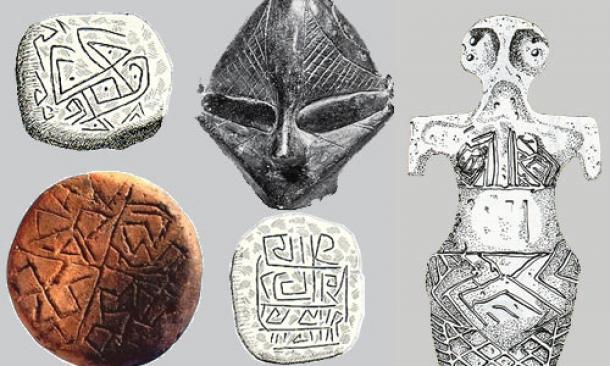 Códigos e inscripciones misteriosas sin descifrar