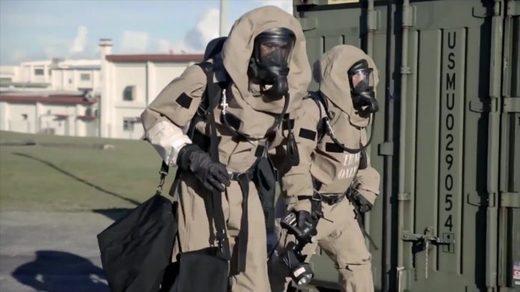 Diplomáticos estadounidenses trafican sangre humana y patógenos para programa militar secreto