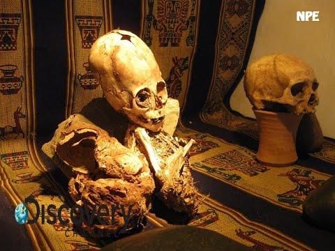 DISCOVERY: EXPEDIENTE NO RESUELTO : Momia Extraterrestre Cusco, Perú