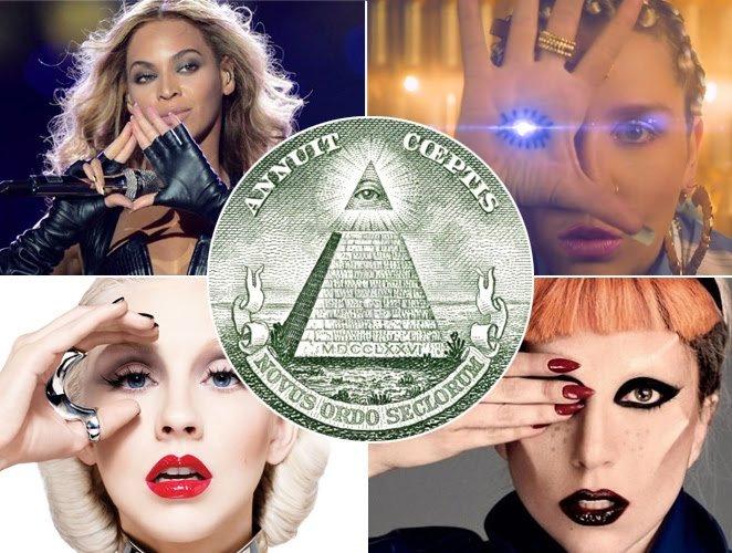 Divas MK Ultra: La Moda Satánica – Illuminati