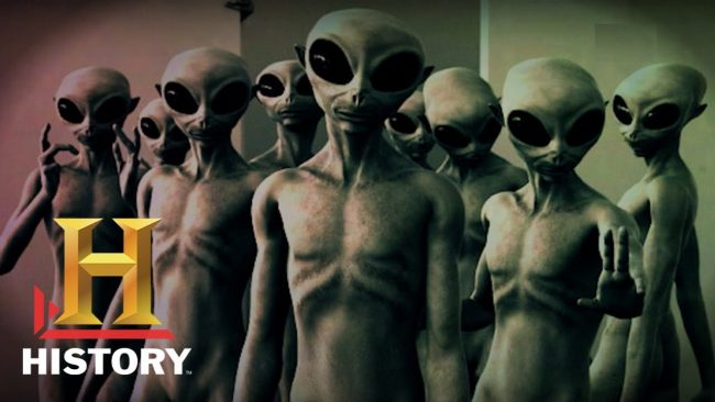 DOCUMENTAL | El Mejor Documental de Extraterrestres - History channel