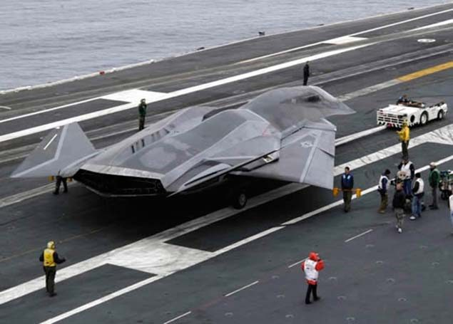 EE.UU. posee la primer flota operativa antigravedad