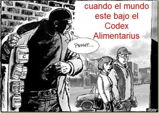EL CODEX ALIMENTARIUS NO ES TEORÍA CONSPIRATIVA, ES UN SILENCIOSO GENOCIDIO LEGALIZADO
