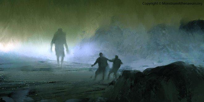 El Grey Man, La ExtrañA Criatura Que Merodea Escocia