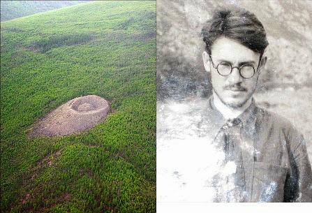 El misterioso cráter Patomskiy