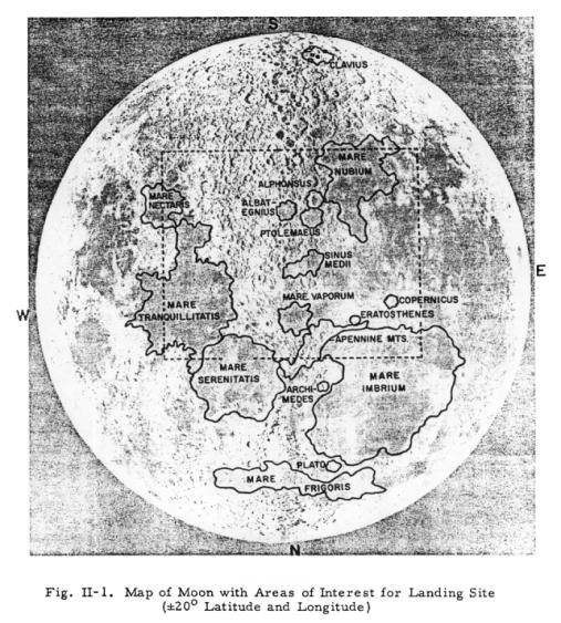 """El proyecto """"horizonte"""" de 1959, bases en la luna."""