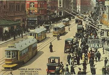 El reinado de la gasolina: General Motors y la conspiración de los tranvías en Estados Unidos